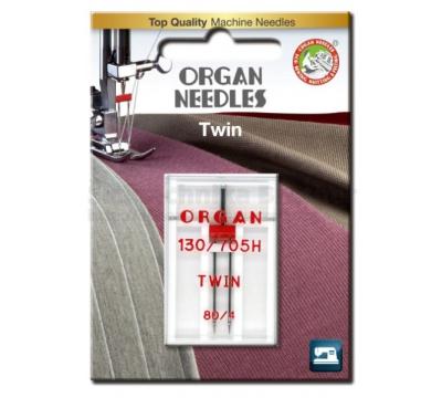 Dvojjehla ORGAN - rozpich 4 mm