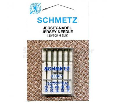 Jehly pro šicí stroje - JERSEY BALL POINT