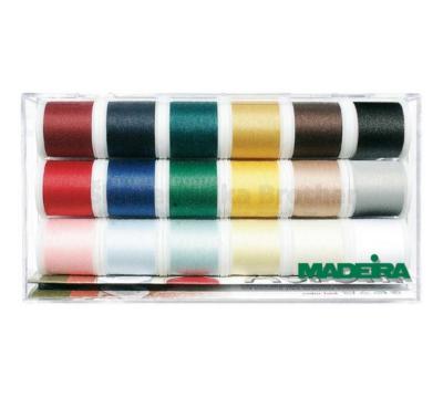 Sada nití Madeira 18 ks