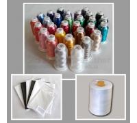 Startovací SET podkladových materiálů a nití