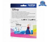 Karta se vzory Disney - FROZEN