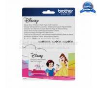 Karta se vzory Disney –  PRINCESS 2