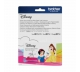 Karta se vzory Disney –  PRINCESS 2
