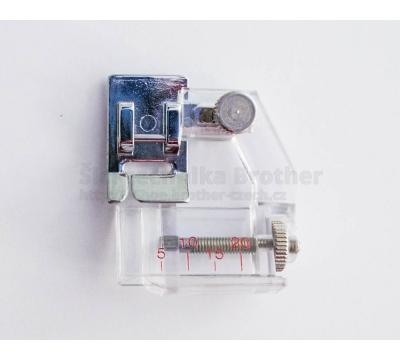 Nastavitelný zakladač pro lemování páskou NF071