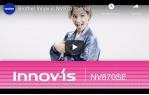 video návod ukázka Vyšívací stroj Brother Innov-Is NV 870SE