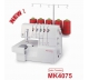 OVERLOCK - COVERLOCK MK4075 , MERRYLOCK