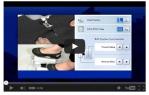 video návod ukázka Šicí a vyšívací stroj Innov-Is V7
