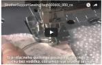 video návod ukázka PATKA PRO PATCHWORK - F001