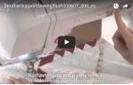 video návod ukázka VODÍTKO PRO PROŠÍVÁNÍ - F016