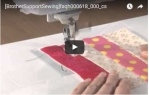 video návod ukázka PATKA  PRŮHLEDNÁ - F023