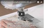 video návod ukázka PATKA SE STŘEDOVÝM VODIČEM F065