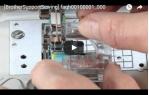 video návod ukázka NASTAVITELNÝ ZAKLADAČ pro lemování páskou - F071