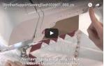 video návod ukázka PATKA KRÁČEJÍCÍ 7mm- F033