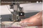 video návod ukázka PATKA S BOČNÍM OŘEZEM - F054