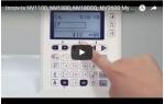 video návod ukázka Šicí a vyšívací stroj Brother Innov-ís 2600