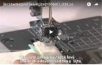 video návod ukázka PATKA SE STŘEDOVÝM VODIČEM -  NF056