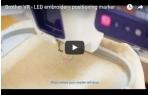 video návod ukázka Vyšívací stroj Brother VR jednojehlový