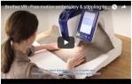 video návod ukázka PODSTAVEC PRO STROJE PR670E,PR655,PR650,PR620,PR1000,PR1050X A VR