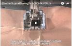 video návod ukázka PATKA PRO ŠITÍ SÁMKů - NF059