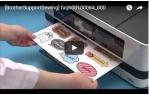 video návod ukázka Startovací set - SAMOLEPKY