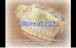 video návod ukázka PLISOVACÍ PATKA -RUFFLER- F078