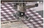 video návod ukázka PATKA S OTEVŘENOU ŠPIČKOU - F060
