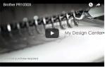 video návod ukázka Vyšívací stroj Brother PR1050X desetijehlový