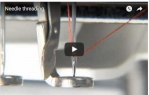 video návod ukázka Vyšívací stroj Brother PR 655 šestijehlový