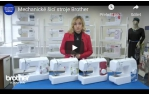 video návod ukázka Šicí stroj Brother RH 137