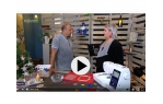 video návod ukázka Vyšívací stroj Brother Innov-Is 800E